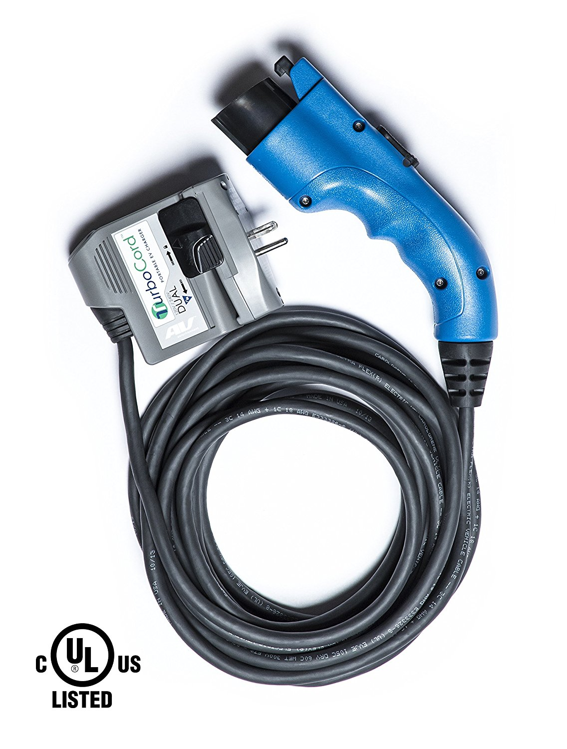 AeroVironment TurboCord Dual Plug-In EV Charger