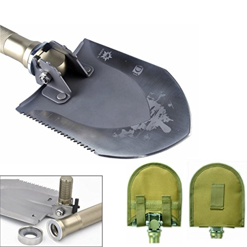 BANG TI Super High Strength Military Folding Shovel