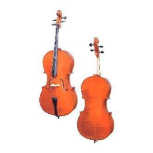 D Z Strad Size 3/4 Student Cello – Available in 5 Sizes