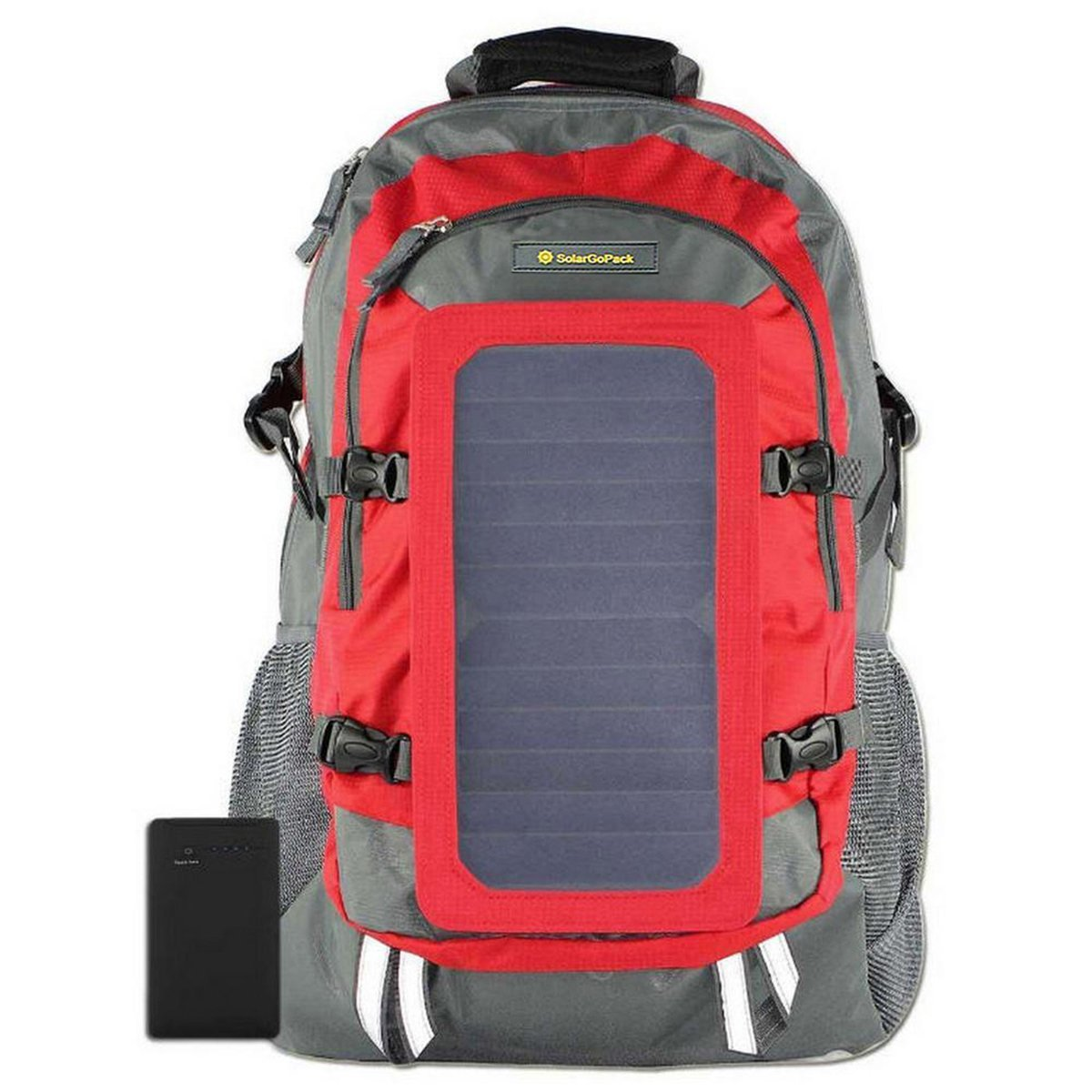 SolarGoPack Solar Powered Backpack
