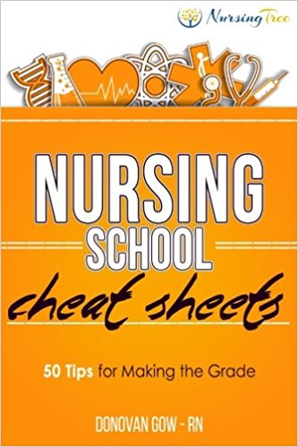 Donovan Gow Nursing School Cheat Sheets