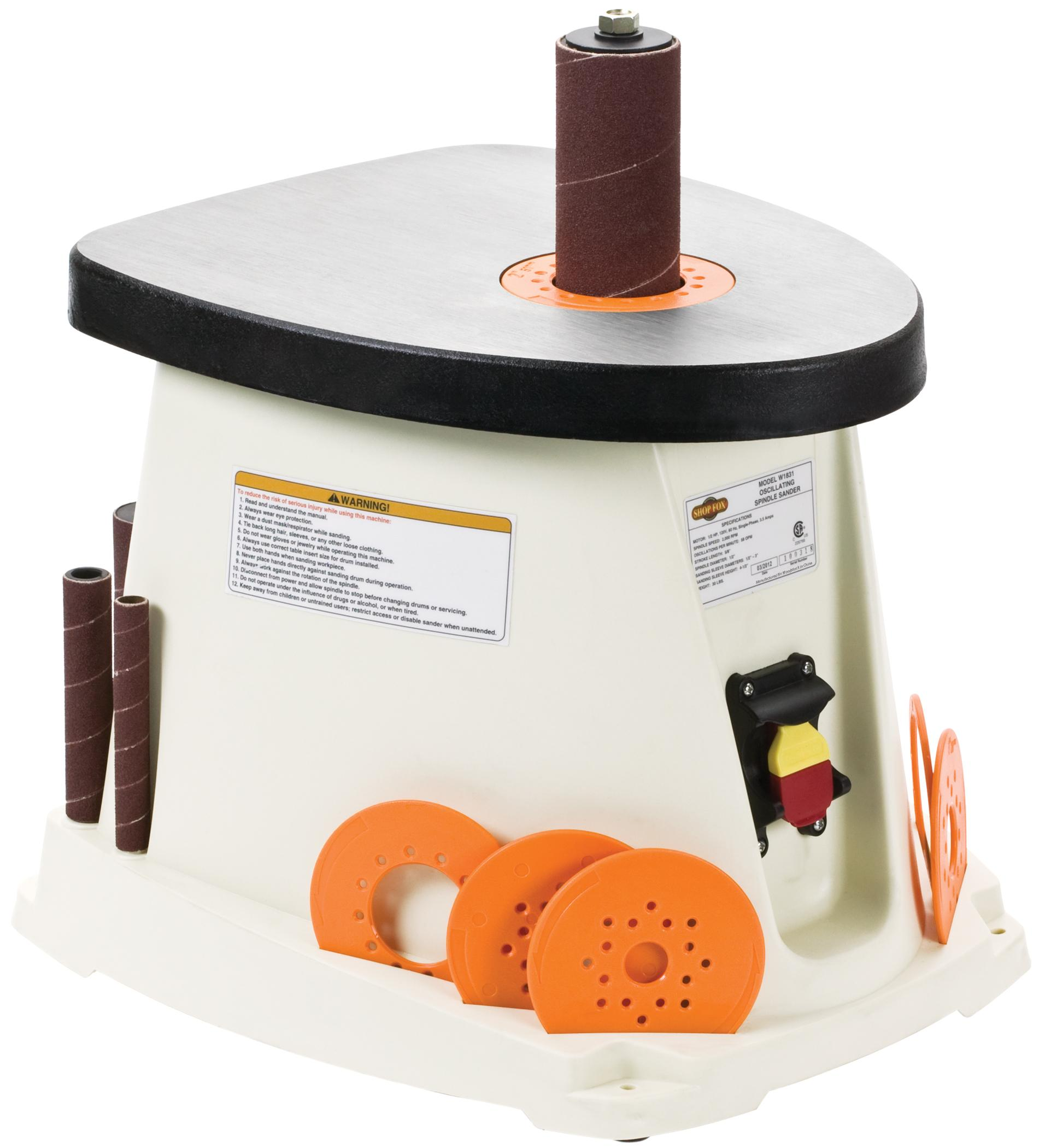 Shop Fox Oscillating Spindle Sander