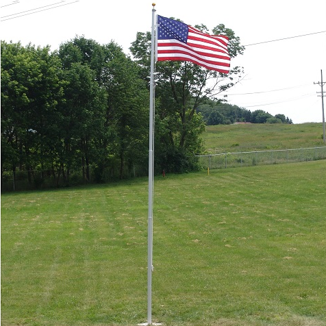 US Flag Store Residential Flag Pole