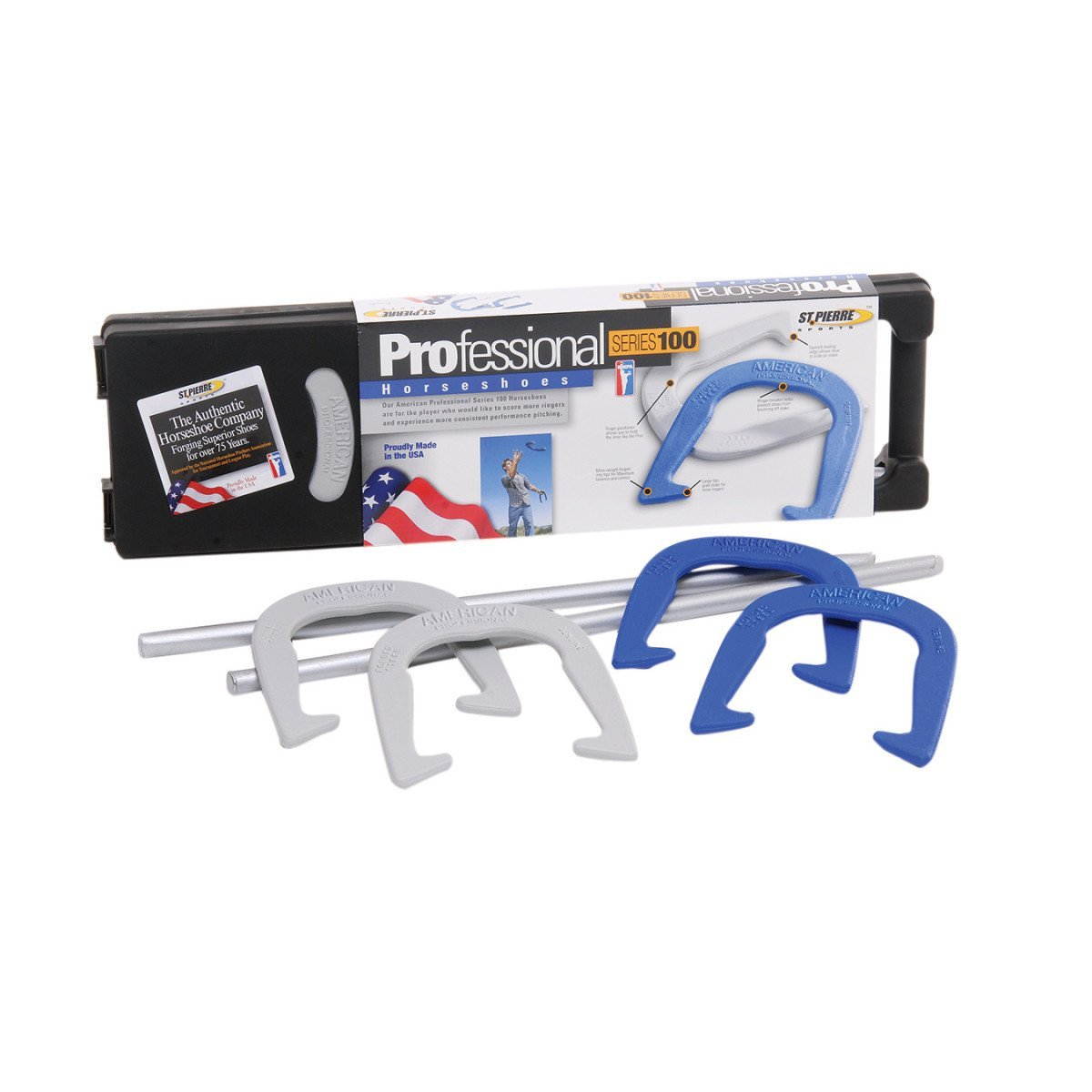 St. Pierre Professional Horseshoes set