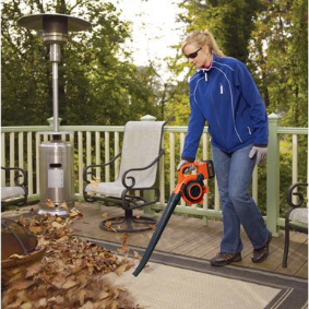 BLACK & DECKER 40V MAX Lithium Sweeper and Vacuum