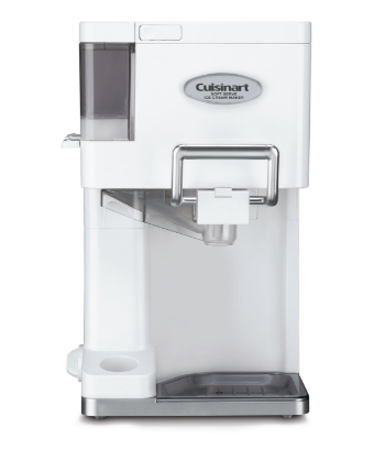 Cuisinart Mix It In™ Soft Serve 1-1/2 Quart Ice Cream Maker with Built-in Sprinkler Dispenser