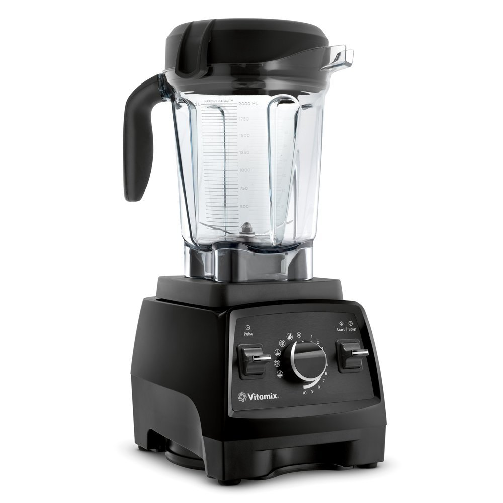 Vitamix Professional Series 750 Commercial Blender – Professional-Grade Blender with Automated Blending, Available in 3 Colors
