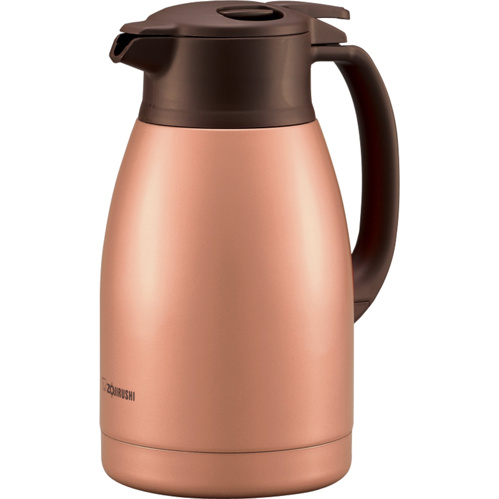 Zojirushi 51-Ounce Stainless Steel Copper Vacuum Carafe