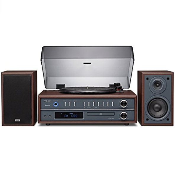 Teac All-In-One Turntable Stereo System