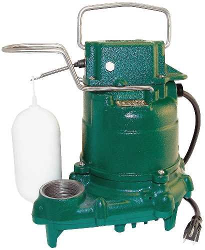 Zoeller Mighty-Mate Sump Pump