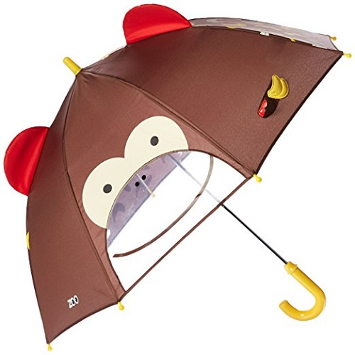 Skip Hop Zoobrella Little Kids Umbrella