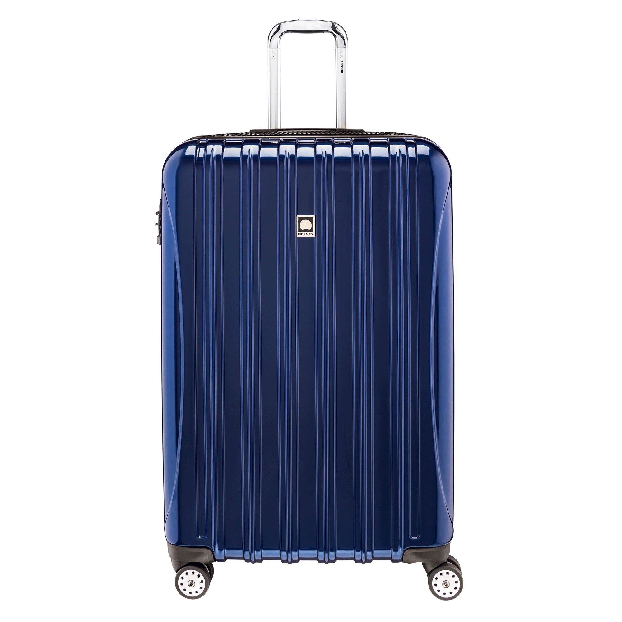 Delsey Luggage Expandable Spinner Trolley