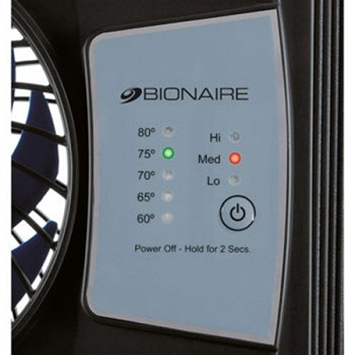 Bionaire Thin Electronic Window Fan