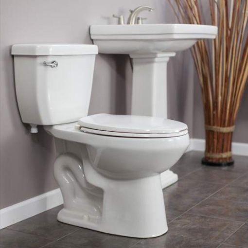Miseno Trip Lever Chair Height Toilet