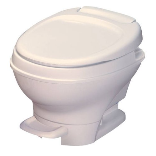 Thetford Aqua-Magic® Pedal Flushing Toilet