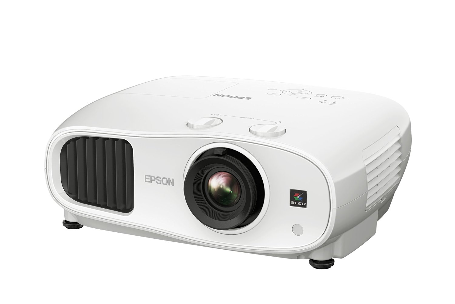 Epson Home Cinema 1080p 3LCD Home Theater Projector – Available in 2 Setup Options