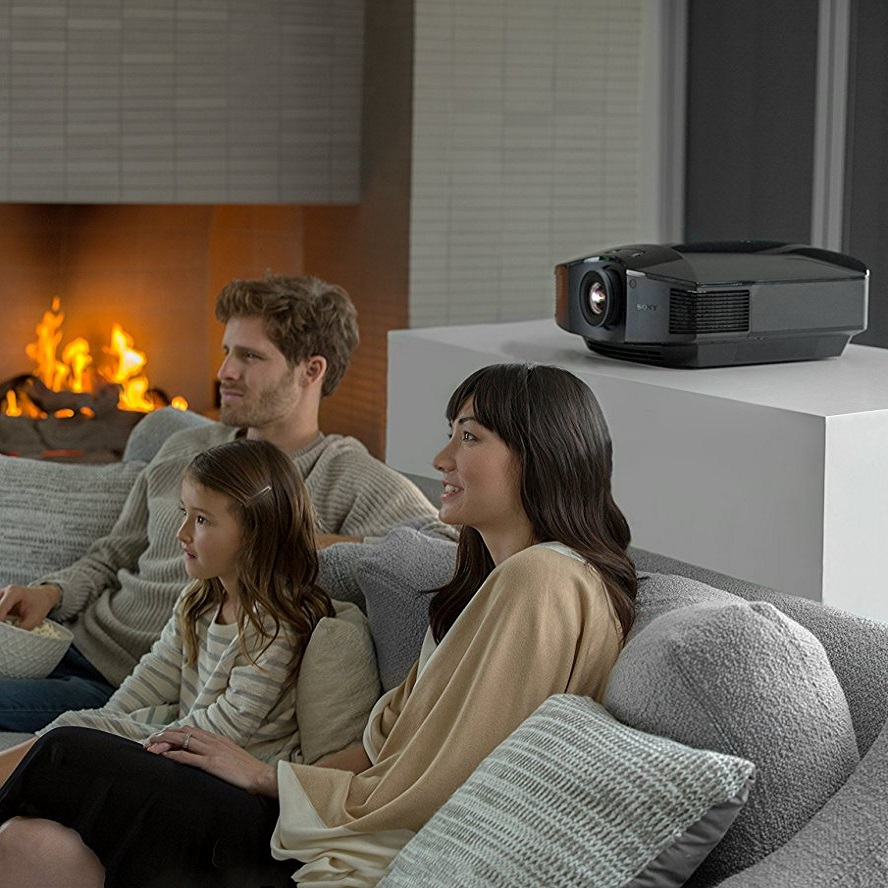 Sony SXRD Home Theater Projector