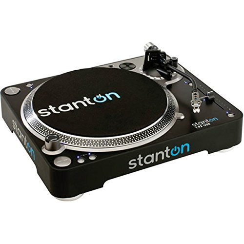 Stanton Direct Drive USB Turntable