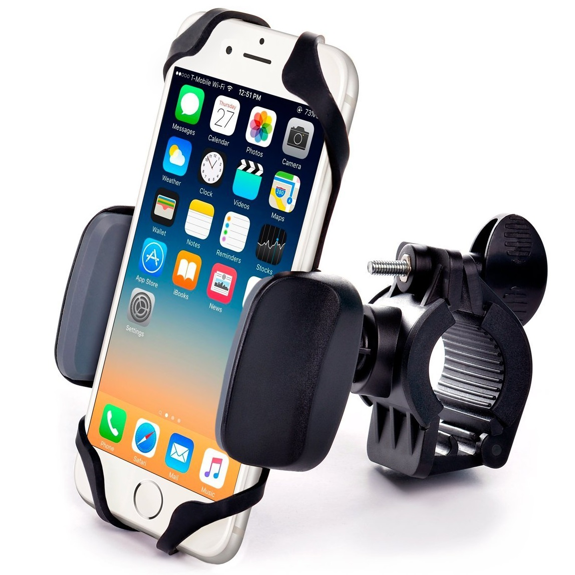CAW.CAR Universal Bike and Motorcycle Phone Mount