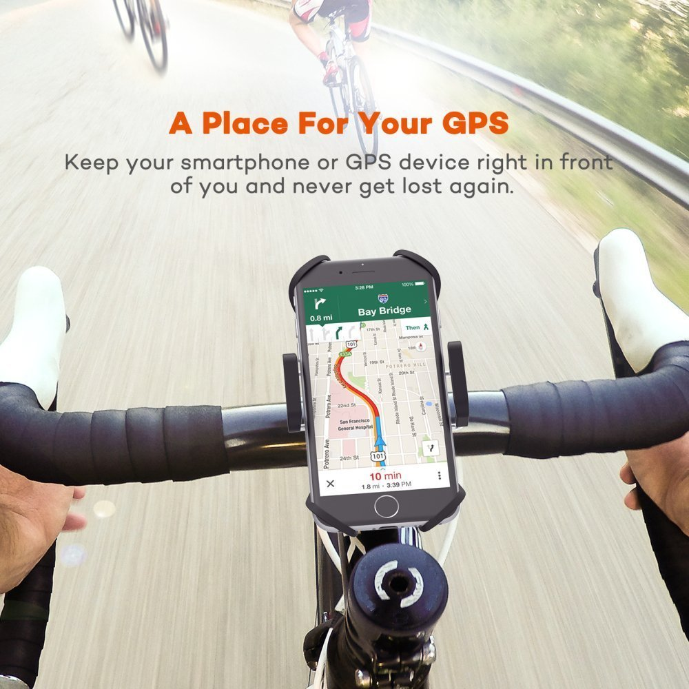 TaoTronics Bike Phone Mount Holder