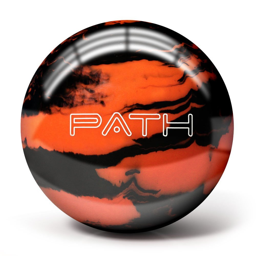 Pyramid Path Undrilled Bowling Ball