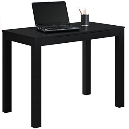 Altra Furniture Parsons Table Style Desk