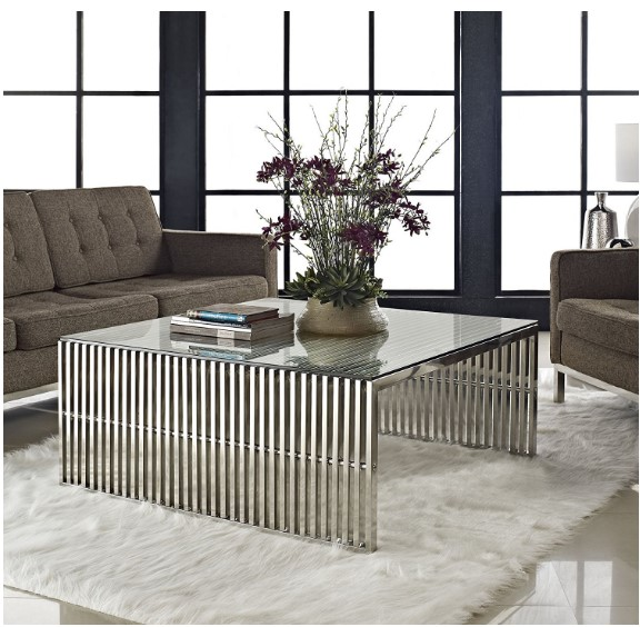 Modway Furniture Gridiron Coffee Table