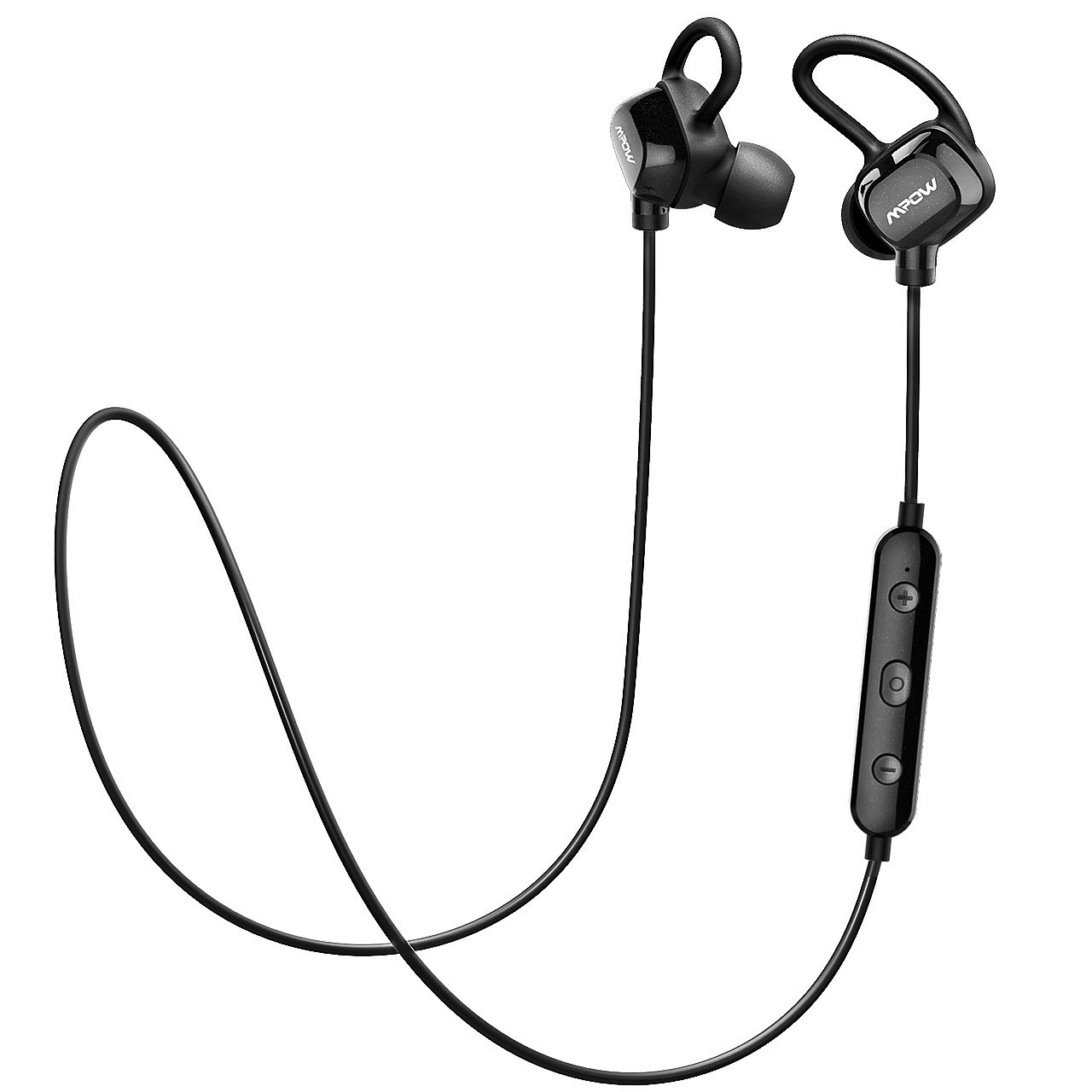 Mpow Sports Bluetooth 4.1 Wireless In-Ear Sweatproof Headphone
