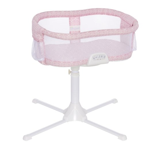 Halo Swivel Sleeper Bassinet - Premiere Series with 360 Degree Rotation, 3 Colors Available