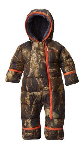 Columbia Frosty Freeze Baby Snowsuit Bunting