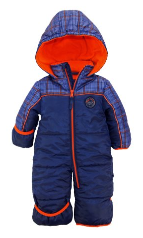 iXtreme Baby Boys Expedition Puffer Winter Snowsuit