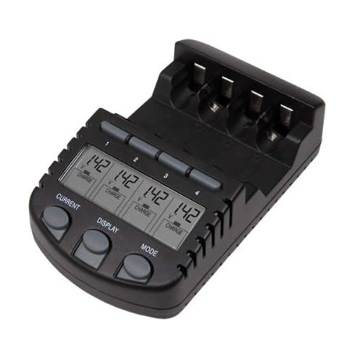 La Crosse BC700 Alpha Power Battery Charger