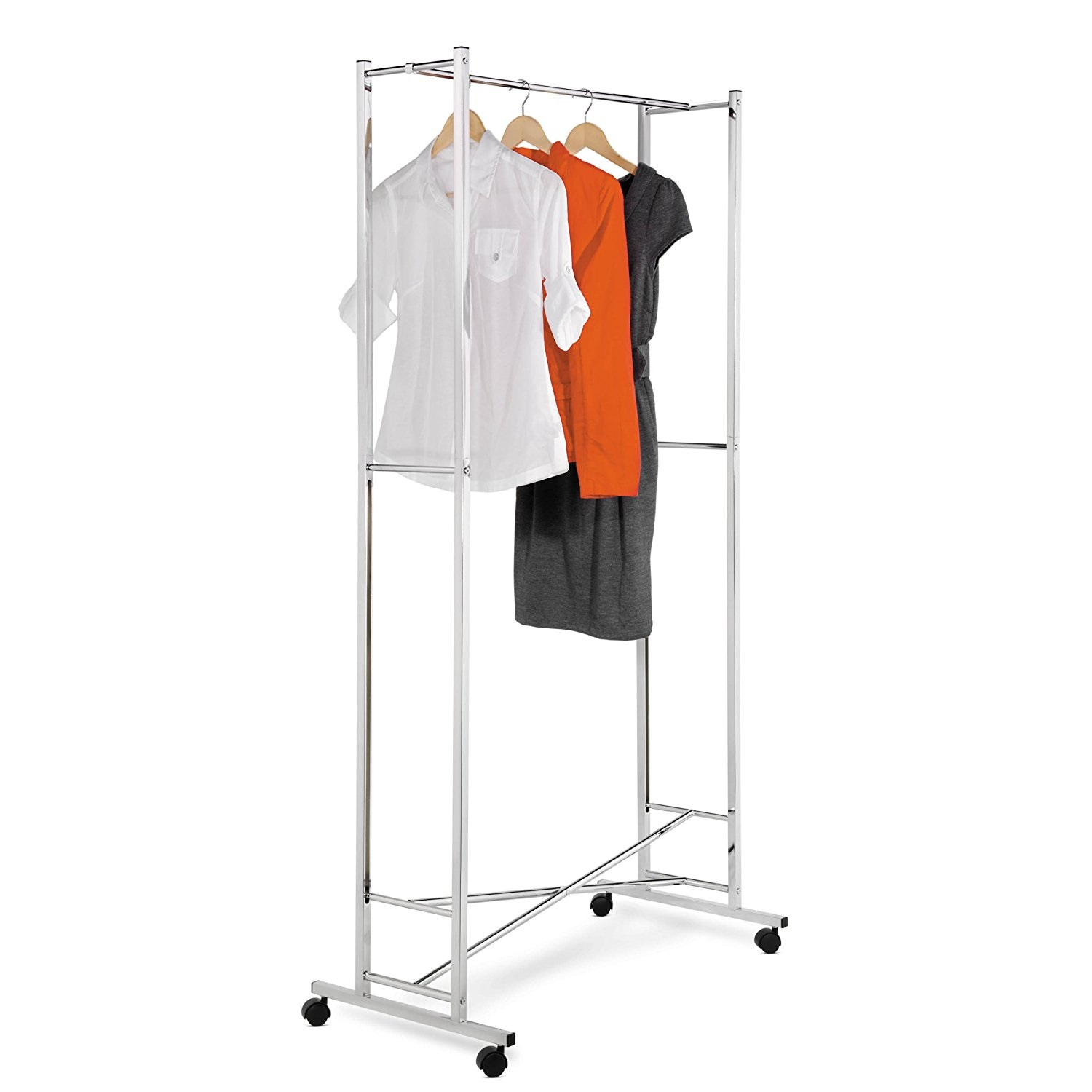 Honey-Can-Do Collapsible Garment Rack