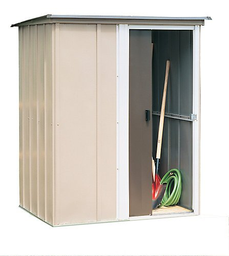 Arrow Brentwood 5x4' Tool Shed
