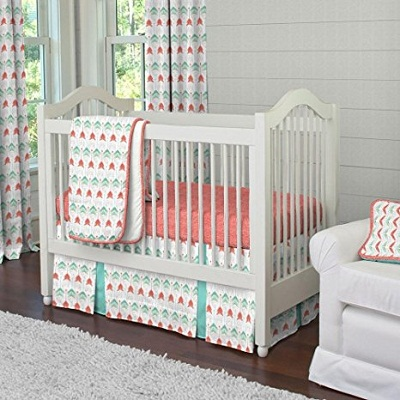 Carousel Designs Arrow Crib Comforter