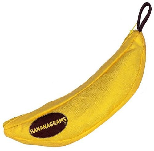 Bananagrams Travel Word Game