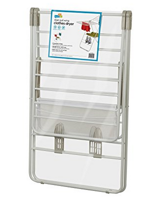 Honey-Can-Do Gull Wing Clothes Drying Rack