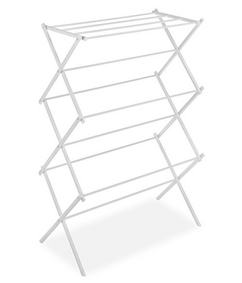 Whitmor Folding Clothes Drying Rack