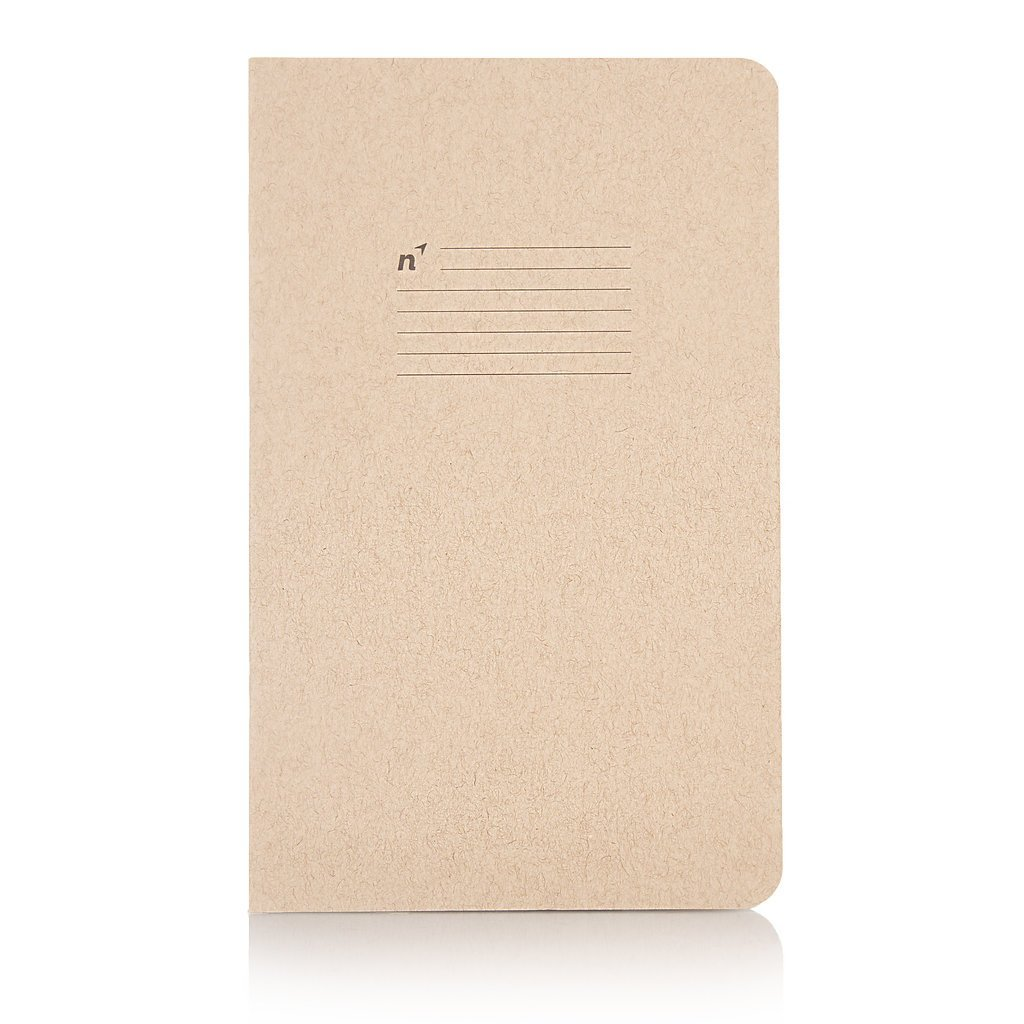 Northbooks Notebook / Journal with Acid-free Sheets - Available with Blank, Dot Grid & Square Grid Pages and Various Pack Options