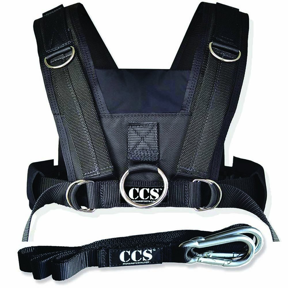 CCS Harness with Pull Strap