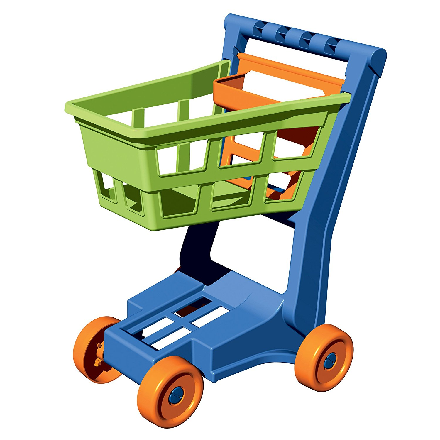 American Plastic Toys Deluxe Shopping Cart