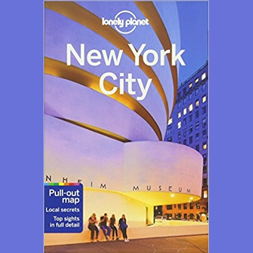 Lonely Planet New York City Travel Guide