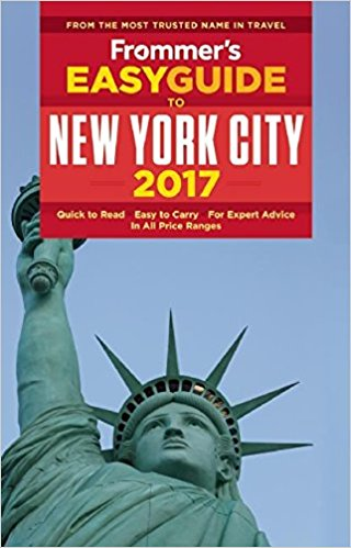 Frommer's Easy Guide to New York