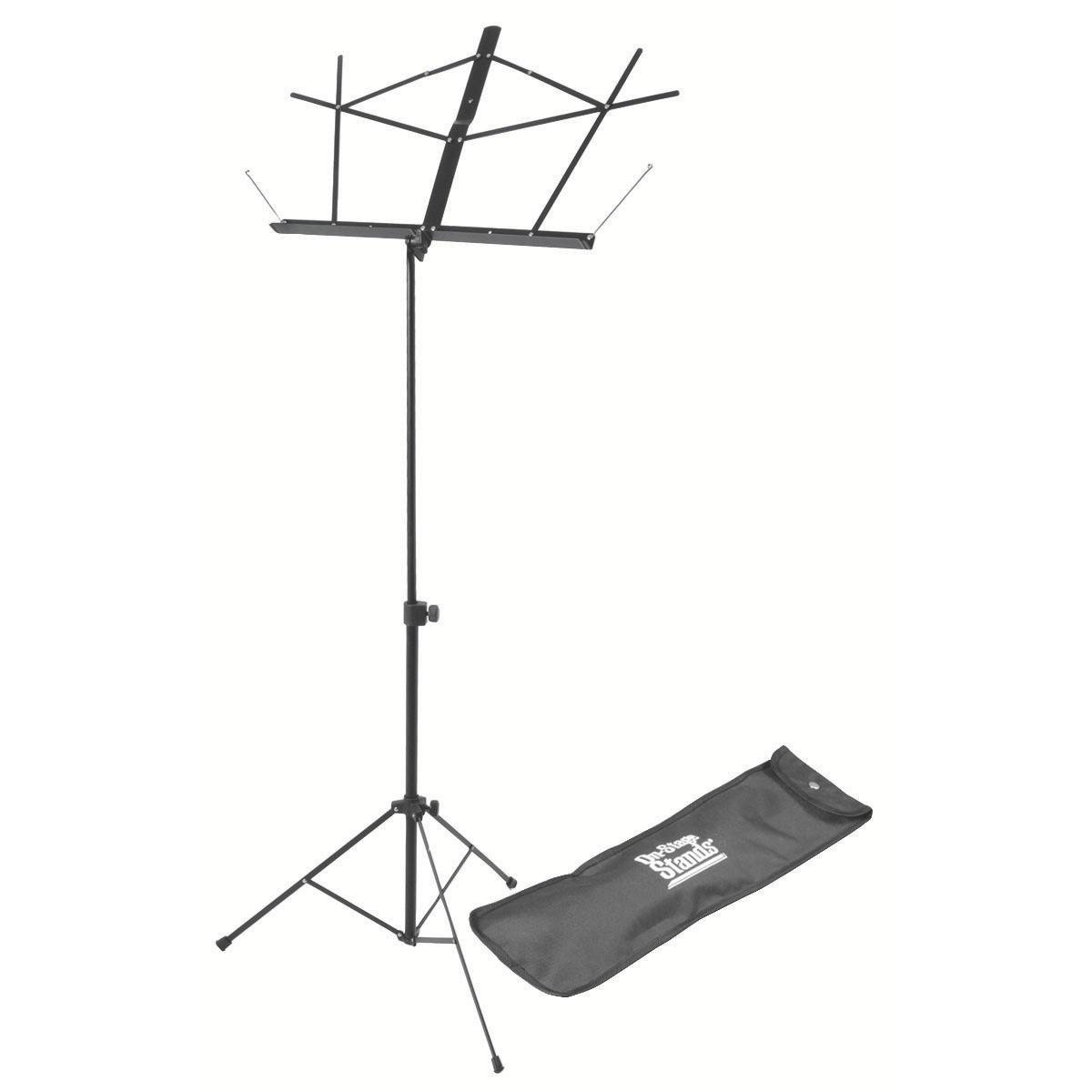 On Stage Folding Music Stand