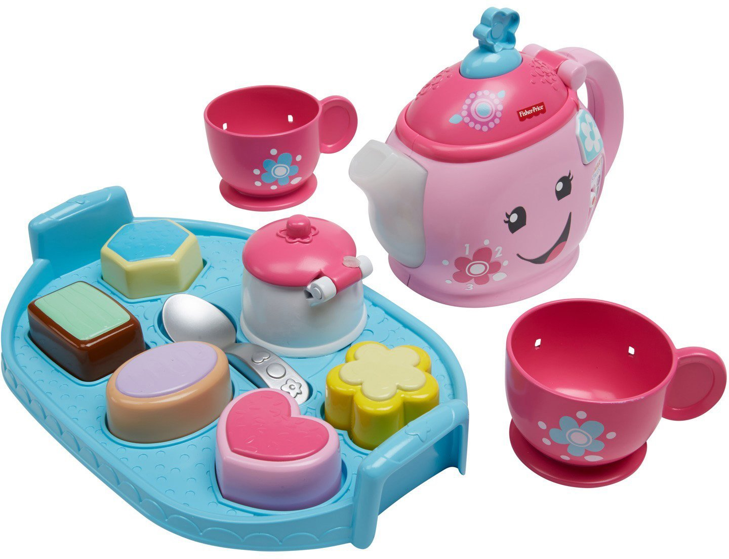Fisher-Price Sweet Manners Kid's Tea Set