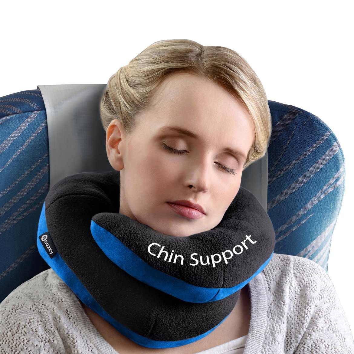Daisy Bonded Double Travel Pillow