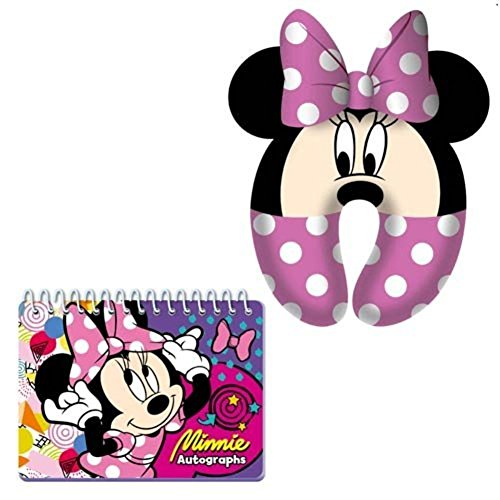 Disney Minnie Mouse Travel Pillow