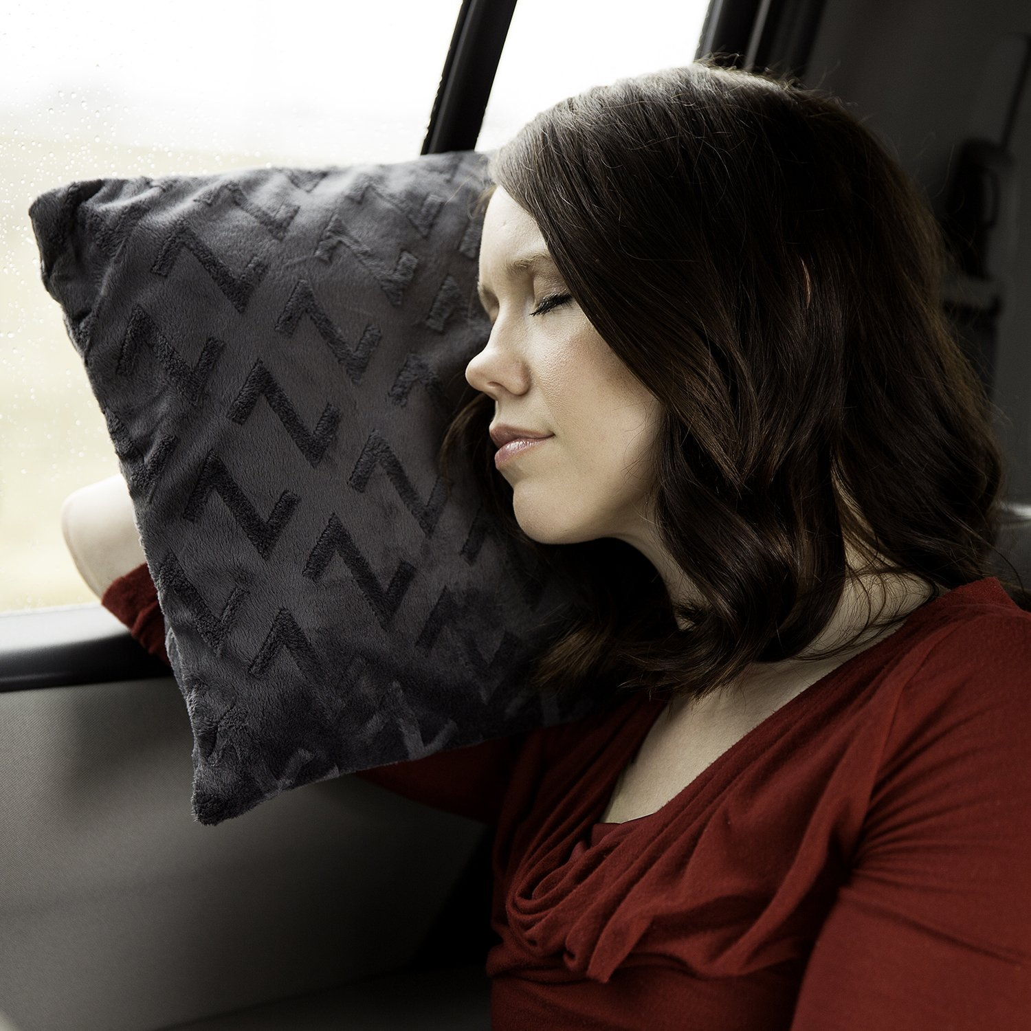 Malouf Z Travel DOUGH Memory Foam Pillow