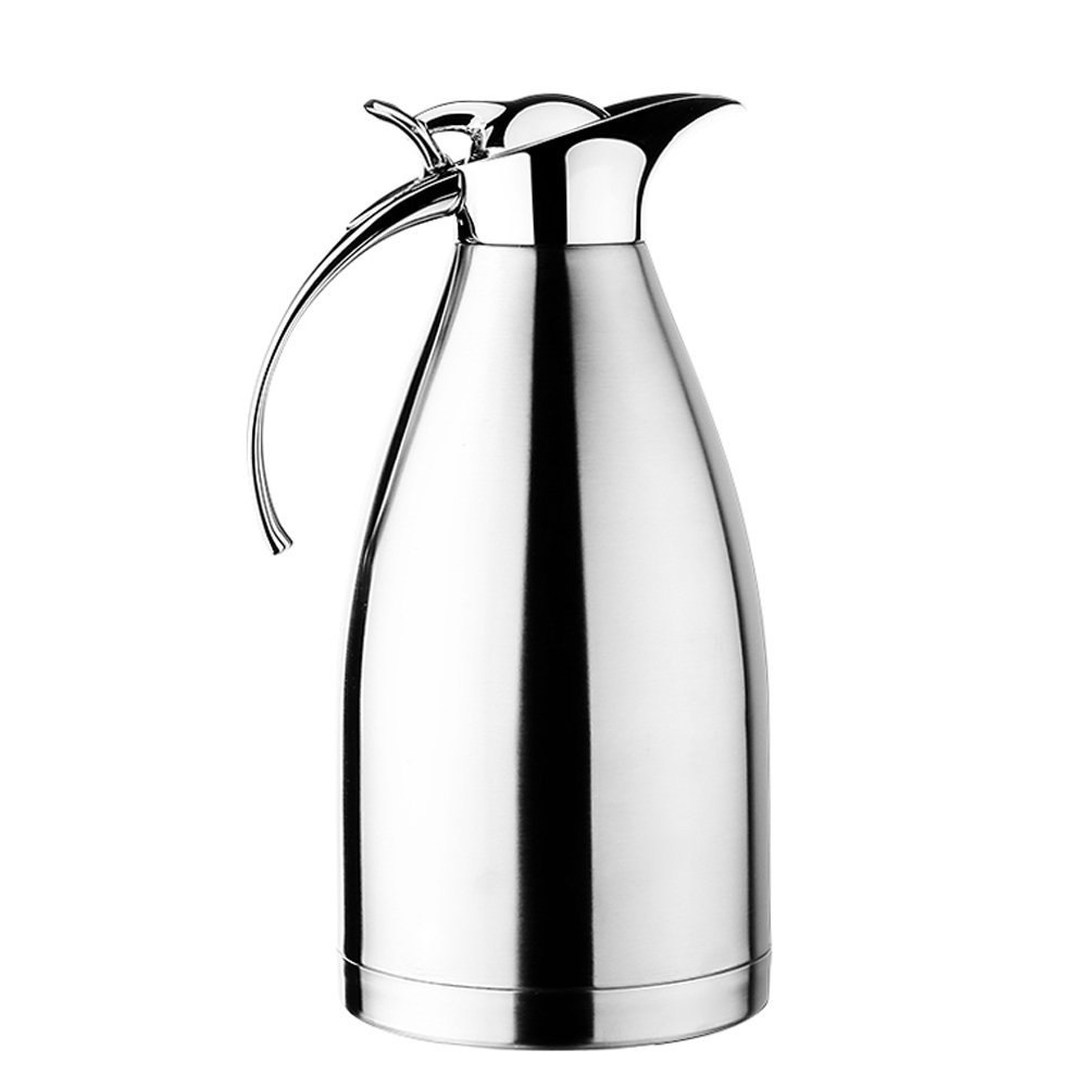 Hiware Stainless Steel Thermal Coffee Carafe