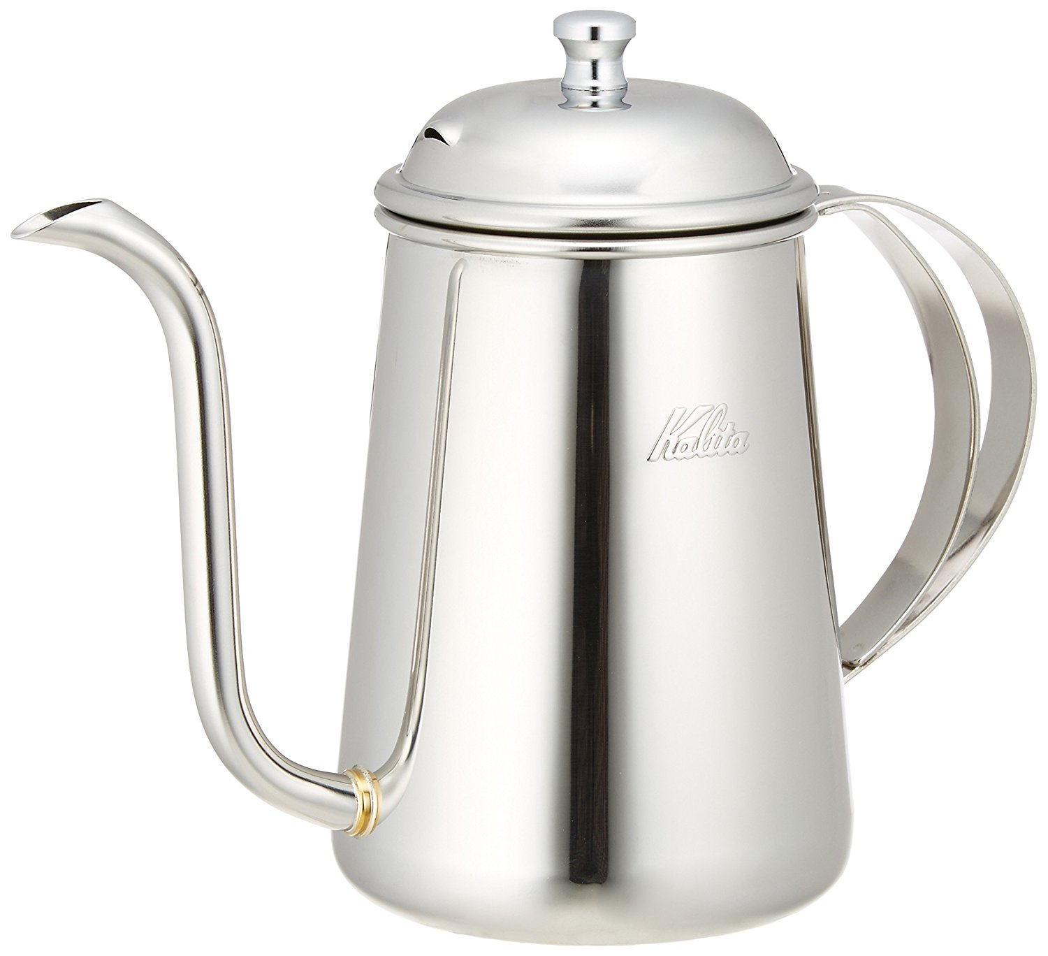 Kalita Thin Spout Stylish Stainless Pot – 0.7 Liters
